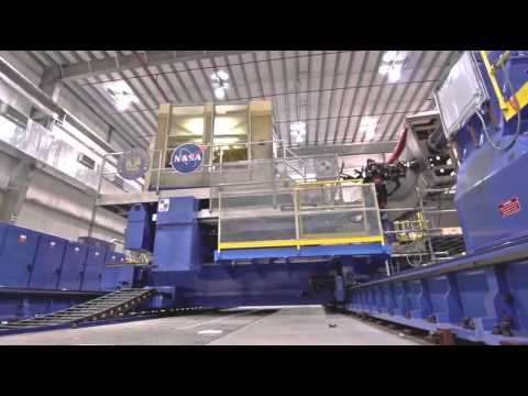 NASA's Orion Spacecraft Development & Testing 1080p