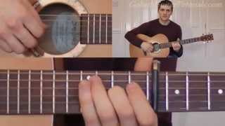 How To Play A Lion's Heart By The Tallest Man On Earth (guitar Lesson / Tutorial) PART 2