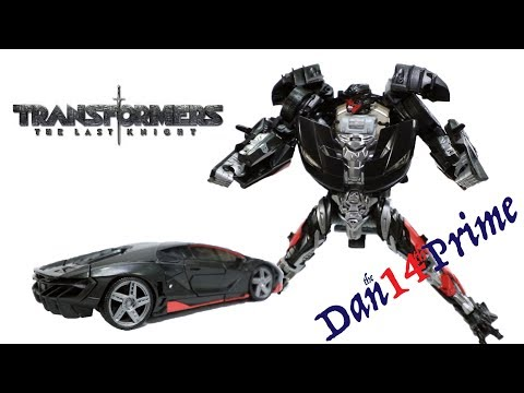 Hot Rod Transformers The Last Knight Premier Edition Deluxe Class Toy