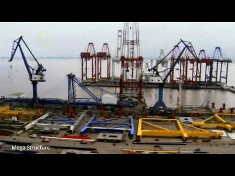 The Largest Infrastructure Project in the World-Yangshan Deep Water Port