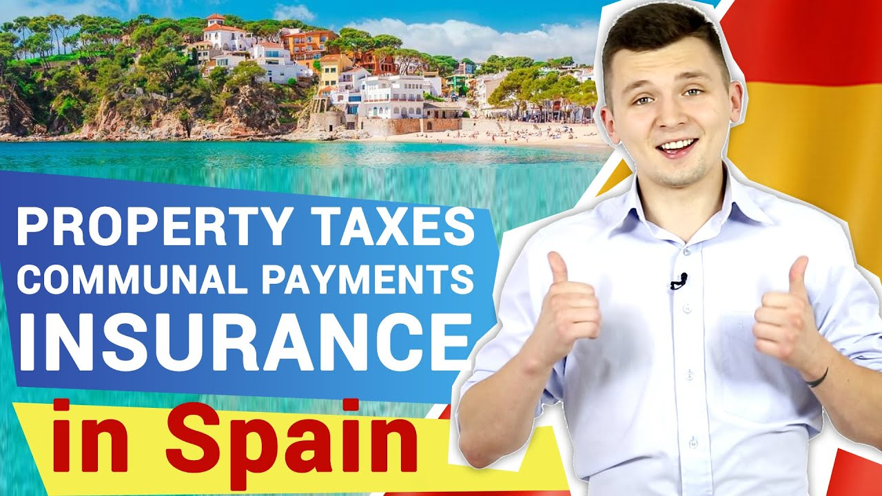 Expenses for the maintenance of Real Estate in Spain