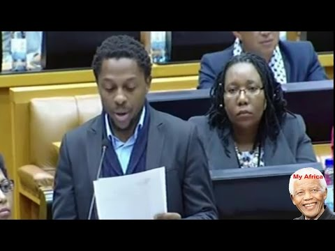 EFF Mbuyiseni Ndlozi Calls For Probe Into Fifa Bribery Allegations.