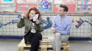 Jess Glynne Covers Adele 'Hello'... BY HUMMING IT! Video