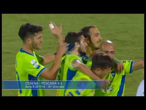Cesena - Pescara 4-2