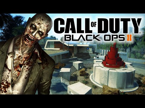 BLACK OPS 2 RAID ZOMBIES (Call of Duty Black Ops Zombies)