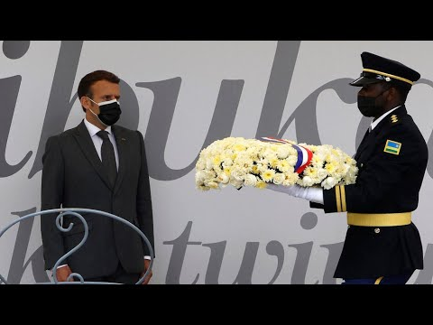 Download Emmanuel Macron in Rwanda : French President acknowledges France's responsibility in Genocide