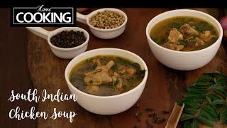 South Indian Style Chicken Soup