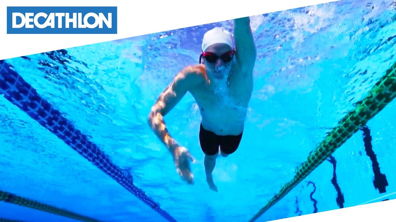 tutorial di nuoto lezione 2 stile libero e propulsione