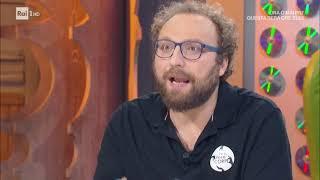 Intervista Rai1 Mattina in Famiglia con Luca Vullo 2 febbraio 2019