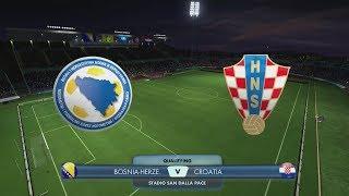 2014 FIFA World Cup Brazil - Bosnia vs Croatia - [HD FULL Gameplay]