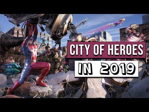 City Of Heroes In 2019