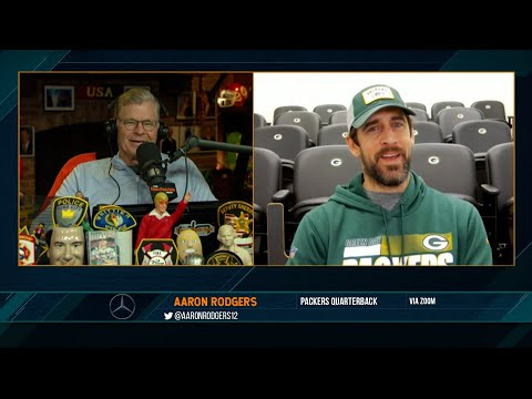 Aaron Rodgers on the Dan Patrick Show (Full Interview) 11/25/20