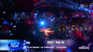 Jay Smith - Like a Prayer [Idol 2010 Final] [HQ]