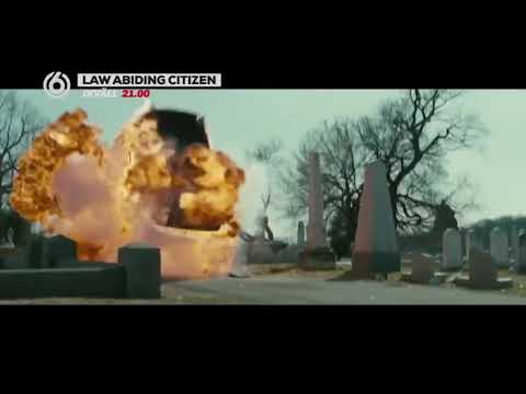 TV6 Sweden - Law Abiding Citizen Movie Promo 2017 with TV Series actor of Absentia & House of Cards