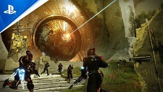 Destiny 2: Season of the Splicer - Vault of Glass Trailer | PS5, PS4