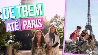 VIAGEM DE TREM ATÉ PARIS