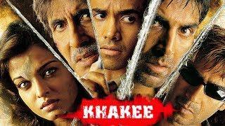 Khakee (HD) | Amitabh Bachchan | Akshay Kumar | Ajay Devgan | Hindi Movie