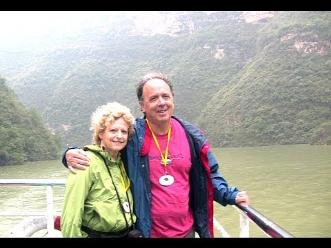 Cruising The Yangtze Gorges