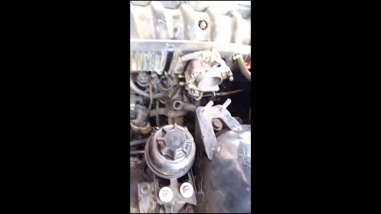 Установка бензинового двигателя вместо дизельного