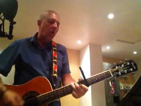 Slade Far Far Away acoustic cover by Chris Waltere - YouTube