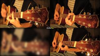 Кино - Звезда по имени Солнце (Кавер под гитару)