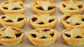 Mince Pies Recipe Demonstration - Joyofbaking.com