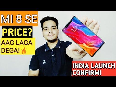 Xiaomi Mi 8 SE/Mi 8i India Launch,Price,Specifications   Aag Laga Dega!!🔥🔥