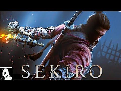 Sekiro Shadows Die Twice Gameplay German PS4 #2 - 1. Boss ? - Let's Play Deutsch
