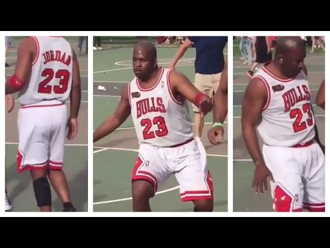 rxcord VIDEO: This Guy Really Thinks He\'s Michael Jordan | The Big Lead
