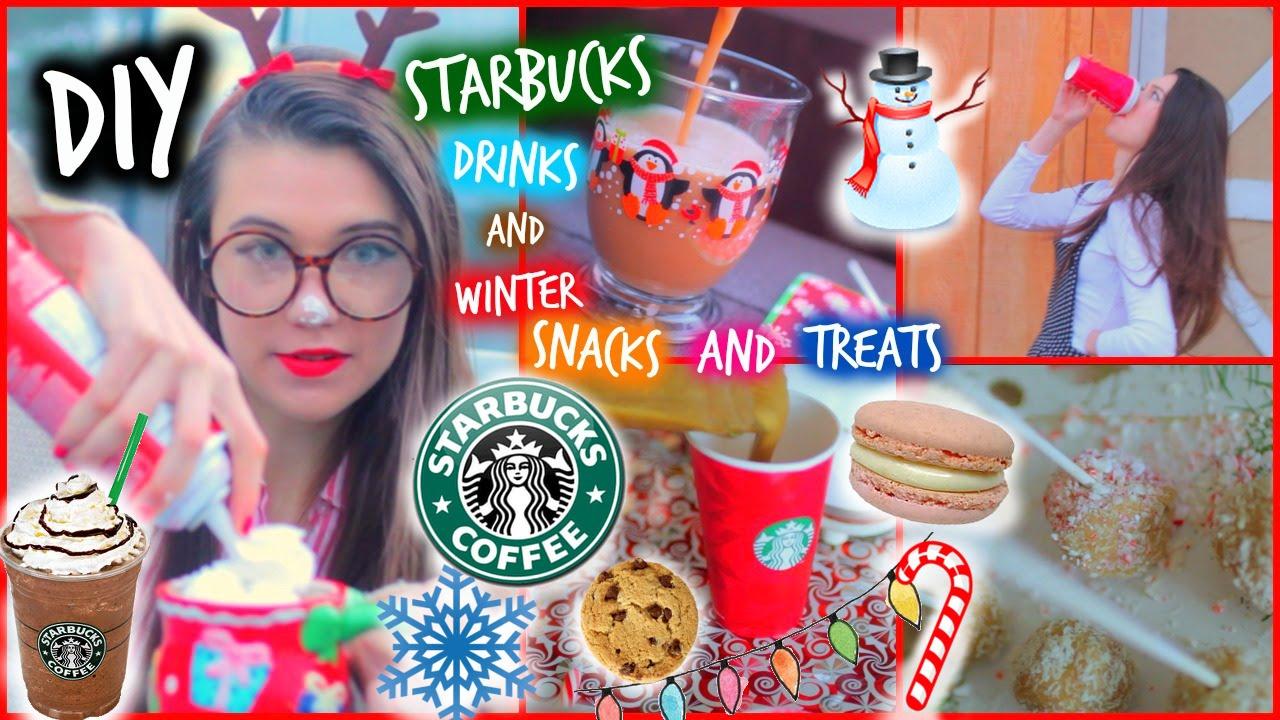 Diy Starbucks Drinks Winter