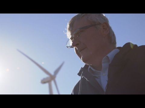 How a small Kansas town rebuilt on green energy