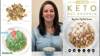 LowKarb Keto Nut Granola, *Spoiler* IT'S FREAKING FANTASTIC!