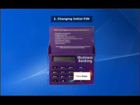 First Trust Bank IBB: How To Use Your Digipass