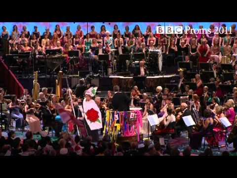 BBC Proms 2011: Last Night - Rule Britannia