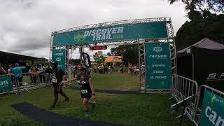 Chegada dos Atletas Discover Trail Witmarsum