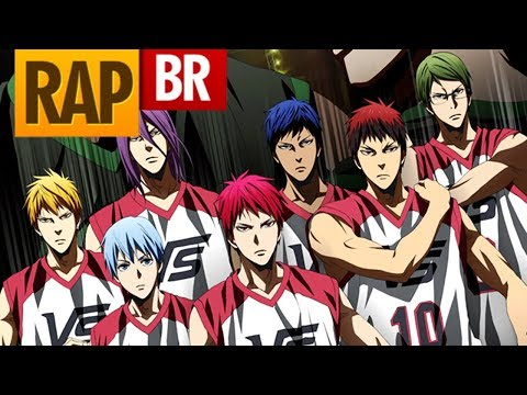 Rap do Kuroko no Basket : Last game | DatteBeats Conjunto 10