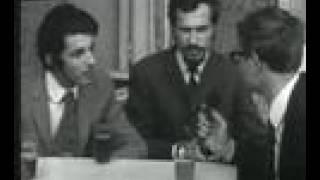 Andre Heller - Radiomoderator bei Ö3 - 1967