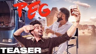 PEG (Teaser) B Jay Randhawa Ft. GURI & Sharry Maan | Parmish Verma | Latest Punjabi Song | Geet MP3