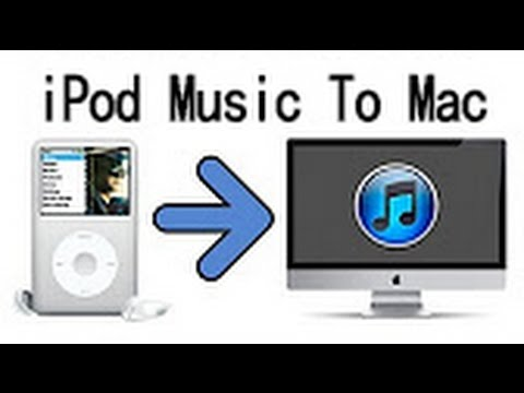 free app to transfer music from ipod to mac