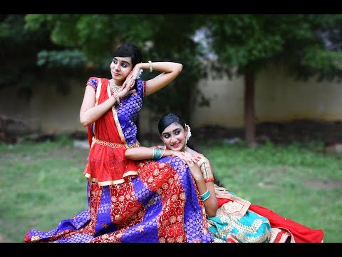 Radhai Manathil | Dance Cover | Semi Classical | Krishna Jayanthi Special