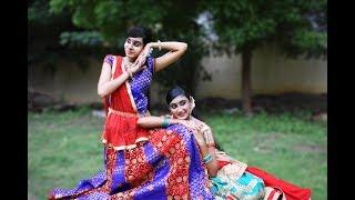 Radhai Manathil | Dance Cover | Semi Classical | Krishna Jayanthi Special