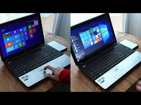Acer Aspire E1 531G Windows 8, 10