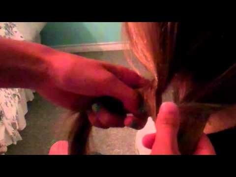 Hair Tutorial French Fishtail Seashell Braid