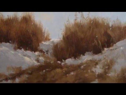 Missouri Prairies en Plein Air by M. Shawn Cornell