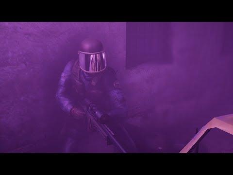 Purple Coma [3D clips in desc.]