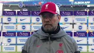 A fascinating interview between Jurgen Klopp and Des Kelly