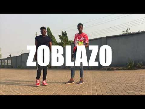 Zoblazo- Meiwey Official Dance Video by Felix & Oscar