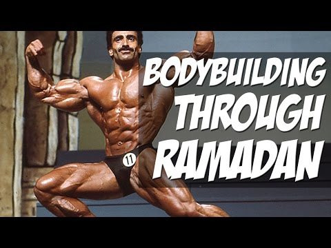How To Keep Your GAINS During Ramadan | Gabriel Sey