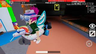 ROBLOX FLEE THE FACILITY(reupload)
