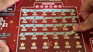 Trying the $10 Holiday Magic Scratchers - CALottery